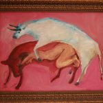 Pasiphae and the white bull
