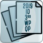 Grade 10-2019 Third Term-Appreciation English Literary Texts-Western Province Question Paper