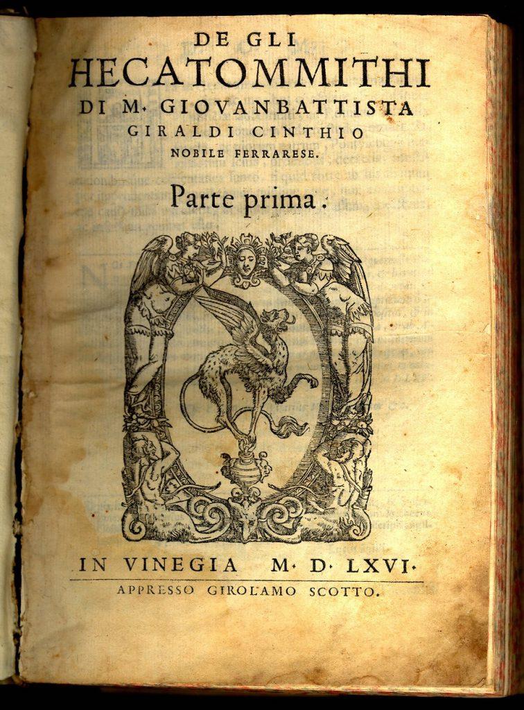 Origin of Othello