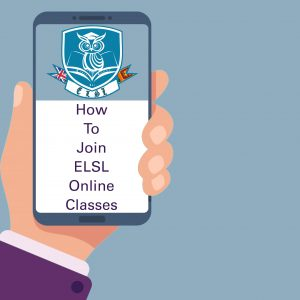 how to join ELSL online education