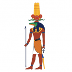 sobek - to the nile by john keats