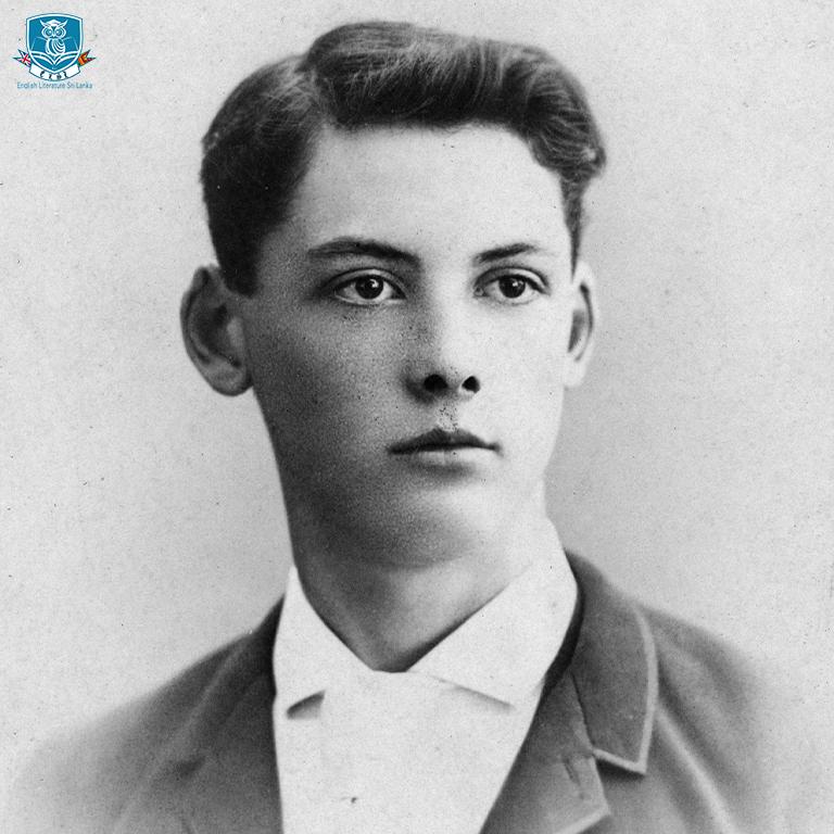 Young Edwin Arlington Robinson