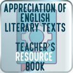 appreciation of english literary texts teacher's resource book