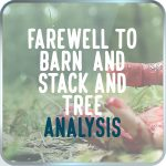 farewell to barn and stack and tree by a.e housman analysis