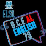 Group logo of G.C.E A/L English (73)